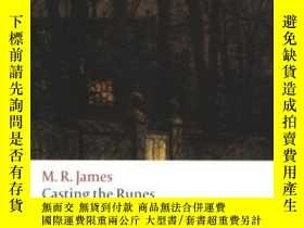 二手書博民逛書店Casting罕見The Runes And Other Gho