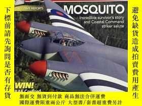 二手書博民逛書店英文雜誌罕見AEROPLANE HISTORY IN THE AIR SINCE 1911 飛機雜誌 2019年4