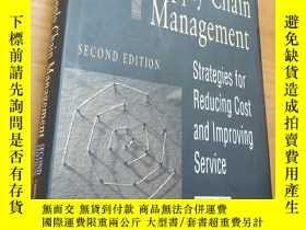 二手書博民逛書店logistics罕見and supply china mana