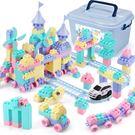 積木拼裝玩具益智6-7-8-10周歲男孩...