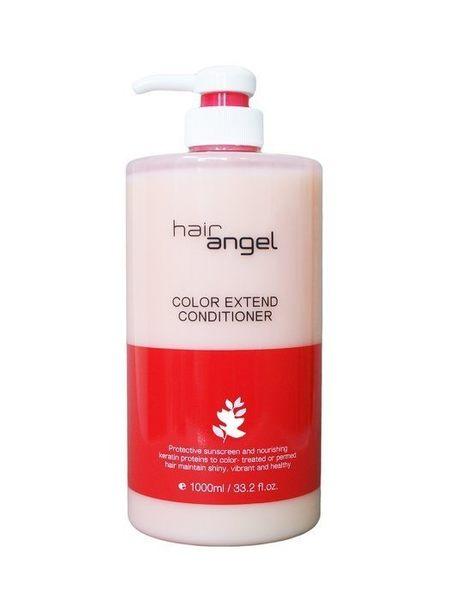 岡山戀香水~奇拉 hair angel 髮精靈 鎖色護髮素1000ml~優惠價:1170元