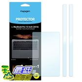[美國直購] Spigen MacBook Pro 13吋 保護貼 Touch bar / TrackPad Protector with Matte Film for MacBook Pro
