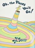 2021 美國暢銷書排行榜 Oh, the Places You'll Go! Hardcover – Special Edition, January 22, 1990