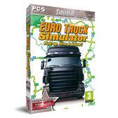 【軟體採Go網】★滿5支現折200送搖桿★PCGAME-模擬卡車手/模擬卡車-歐洲篇 Euro Truck Simulator英文版