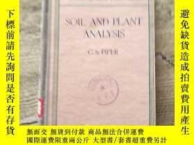 二手書博民逛書店SOIL罕見PHYSICSY171144 L.D.BAVER