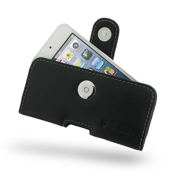 PDair Apple iPod Touch 6 腰掛橫式皮套 真皮皮套 保護套