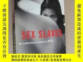 二手書博民逛書店SEX罕見SLAVES:the trafficking of w