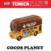 TOMICA 多美小汽車 迪士尼 夢幻車 環遊世界系列 奇奇蒂蒂巴士 小汽車 COCOS TO175
