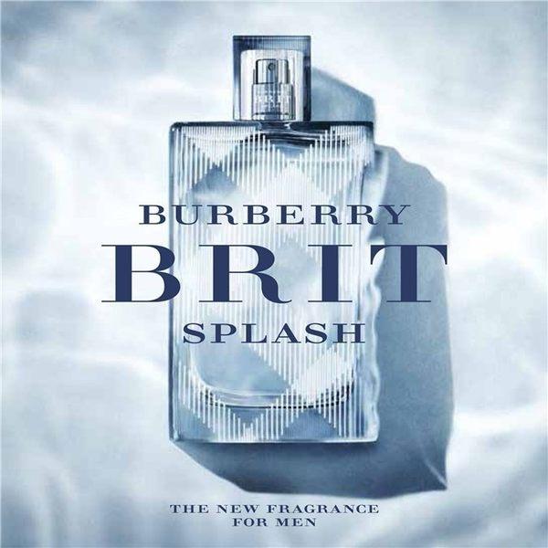 BURBERRY 海洋 風格 男性淡香水 50ML◐香水綁馬尾◐