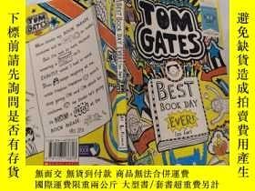 二手書博民逛書店tom罕見gates best book day ever 湯姆·蓋茨有史以來最好的讀書日.Y212829 不