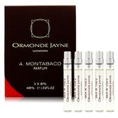 Ormonde Jayne Montabaco Parfum 四方境界-不羈之煙香精旅香 8ml*5 [QEM-girl]