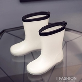 超輕兒童雨鞋 男童女童四季雨靴寶寶中小學生防滑膠鞋水鞋-Ifashion