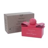 Salvatore Ferragamo 伊人系列香氛限定款-花漾伊人女性淡香水 50ml TESTER-環保盒有蓋