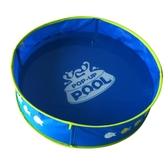 可折疊大號寶寶旅行洗澡桶 便攜兒童浴盆嬰幼兒沐浴桶泡澡池 可坐