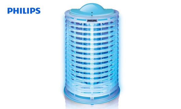 【艾來家電】飛利浦Philips 電擊式15W安心捕蚊燈 E300