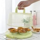 便攜式8寸蛋糕盒烘焙手提包裝盒