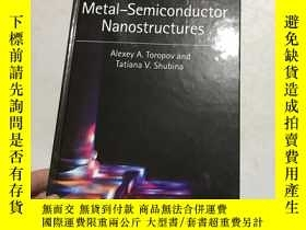 二手書博民逛書店plasmonic罕見effects in metal-semiconductor nanostructures金