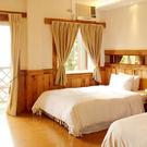 香格里拉休閒農場精緻雙人房住宿1間(2中床)含早餐及門票(旺日+500.假日+1000)
