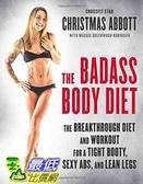 [104美國直購]  2015 美國暢銷書排行榜The Badass Body Diet
