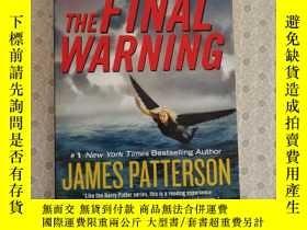 二手書博民逛書店The罕見final warningY281995 James