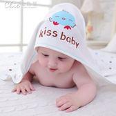 嬰兒被 嬰兒抱被純棉薄款新生兒包被嬰幼兒抱被寶寶用品襁褓包巾「Chic七色堇」