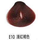 【專業推薦】耐婷 亮彩染髮劑 E10-淺紅褐色 60g [67699]