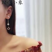 MG 耳墜-韓版吊墜個性百搭耳環