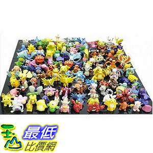 [美國直購] 神奇寶貝 精靈寶可夢周邊 CNFT Pokemon Action Figures 2-3 cm B01KAGH6CI