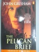 【書寶二手書T9/語言學習_LIO】The Pelican Brief (Penguin Readers, Level