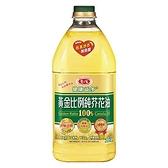 愛之味黃金比例純芥花油2.6L【愛買】