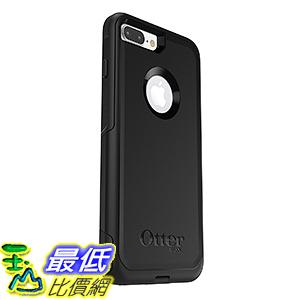 [美國直購] 手機殼 OtterBox COMMUTER SERIES Case for iPhone 7Plus (ONLY)-Frustration Free Packaging - BLACK