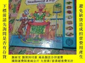 二手書博民逛書店Old罕見Woman Who Swallowed a FlyY186899 如圖 如圖