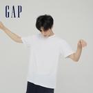 Gap男裝 純棉舒適圓領短袖T恤 706...