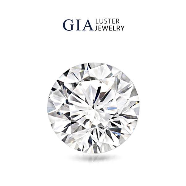 GIA裸鑽‧LUSTER JEWELRY 0.30ct F/VS2 3EX