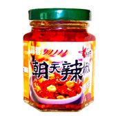 老騾子蒜蓉朝天辣椒105g/罐【愛買】