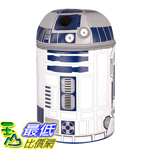 [美國直購] Thermos Novelty Lunch Kit, Star Wars R2D2 with Lights and Sound 星際大戰 機器人 R2D2 造型便當袋