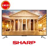 (現貨) SHARP 夏普 LC-50UA6500T 液晶電視 4K HDR WiFi 超薄邊框 Dolby Audio 公貨 送北區精緻桌裝