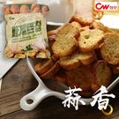 韓國 CW 香蒜奶油麵包餅乾 400g【...