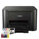 【小供墨系統空匣+晶片+防水100cc四色】 Canon iB4170 商用噴墨印表機 不含原廠匣