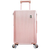 RAIN DEER 米娜莎鋁框行李箱-玫瑰金(24吋)【愛買】