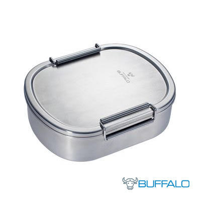 牛頭牌 雅登便當盒(中) 保溫盒 保鮮盒 飯盒 餐盒 304不鏽鋼 健康營養均衡 原廠正貨 好生活