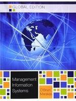 二手書博民逛書店《Management Information Systems,