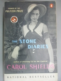【書寶二手書T8/原文小說_NSM】The Stone Diaries_Shields, Carol