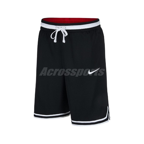 Nike 短褲 Dri-FIT DNA Basketball Shorts 黑 白 男款 籃球褲 【PUMP306】 AT3151-010