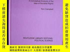 二手書博民逛書店The罕見Left and Rights: A Conceptu