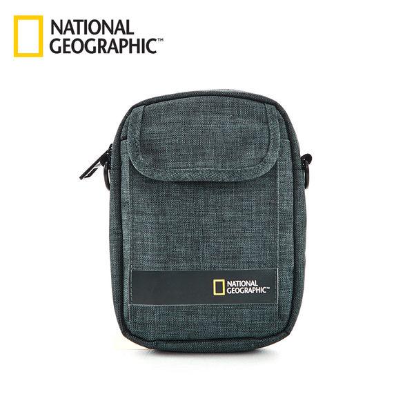 國家地理National Geographic Stream 無印小型側背包(共兩色)