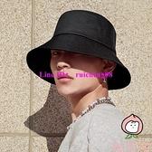 遮陽漁夫帽子男夏季大頭圍防曬帽遮臉防紫外線太陽帽【桃可可服飾】