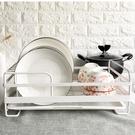 尺寸超過45公分請下宅配廚房鐵藝碗架瀝水架臺面晾放碗筷碗碟碗盤