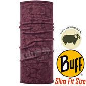 BUFF 115403.622 Slim Fit Wool 保暖魔術頭巾(花紋) 100%美麗諾羊毛 公司貨