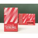 STRONG 自強牌 彩色粉筆 紅色 40支入